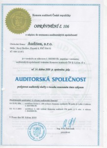 auditea dekret